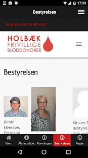 Download Holbæk Frivillige Bloddonorer For PC Windows and Mac apk screenshot 4