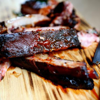 BBQ Baby Back Ribs Pig in a Pickle BBQ Style