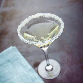 Salted Caramel Martini.