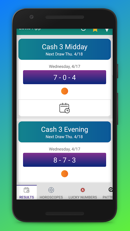Georgia Lottery Results App – (Android Apps) — AppAgg