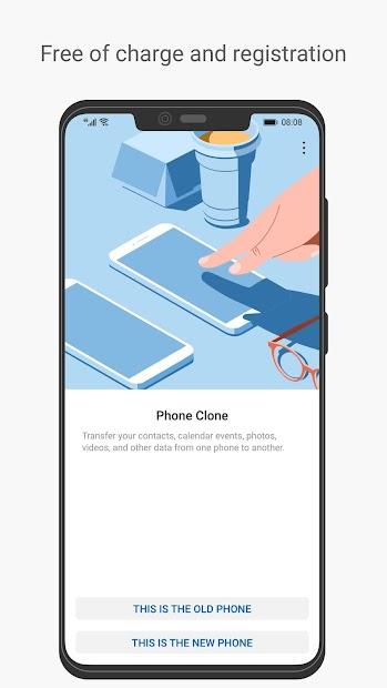Phone Clone Android App Screenshot