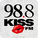 98.8 KISS FM icon