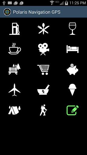 Polaris Navigation GPS screenshot 20