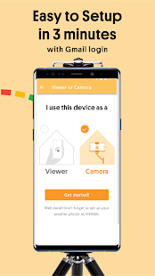 App Alfred Home Security Camera APK for Windows Phone