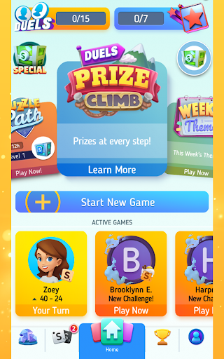 Scrabbleu00ae GO - New Word Game 1.28.2 screenshots 21