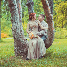 Wedding photographer Sergey Krivopuskov (krivopuskov). Photo of 16.08.2015