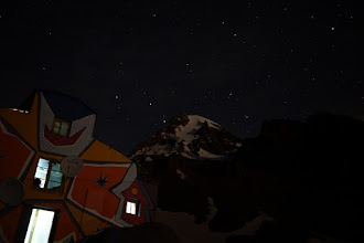 Photo: Час ночи  - подьем на восхождение