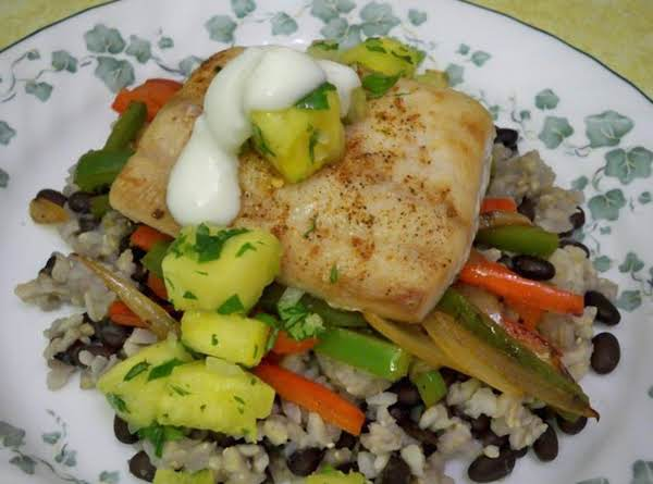 Mahi Mahi, Fajita Style Recipe