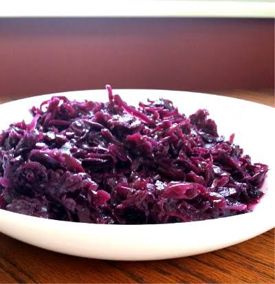 Swedish Red Cabbage Recipe