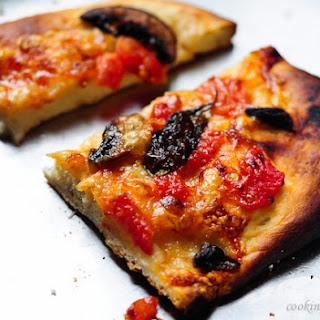 Gouda Cheese Pizza.
