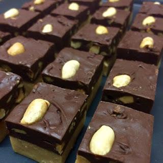 Peanut Butter and Chocolate Fudge Recipe