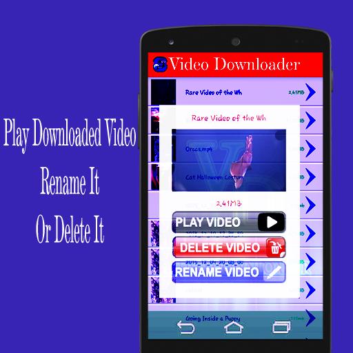玩免費媒體與影片APP|下載高速&無料動画ダウンローダ app不用錢|硬是要APP