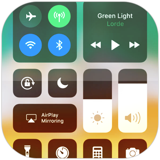 Control Center iOS 13 Icon