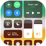 Control Center IOS 11 file APK Free for PC, smart TV Download