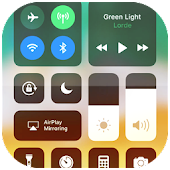 Control Center IOS 12 Icon