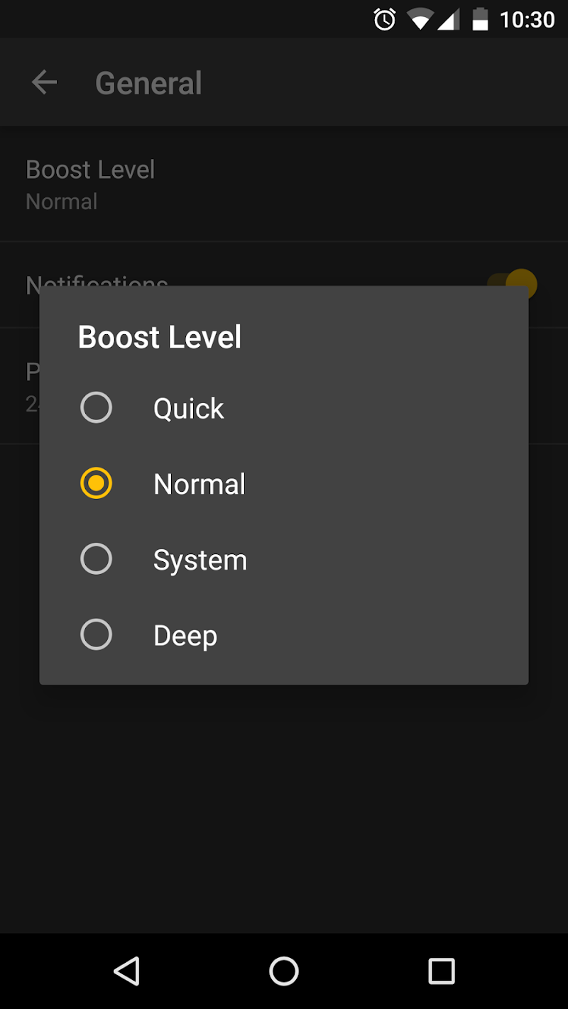 Memory Booster for Android Pro Screenshot 4