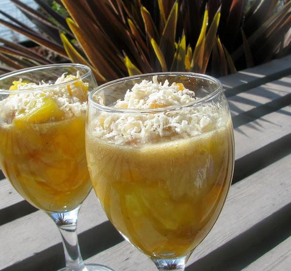 Island Parfaits Recipe