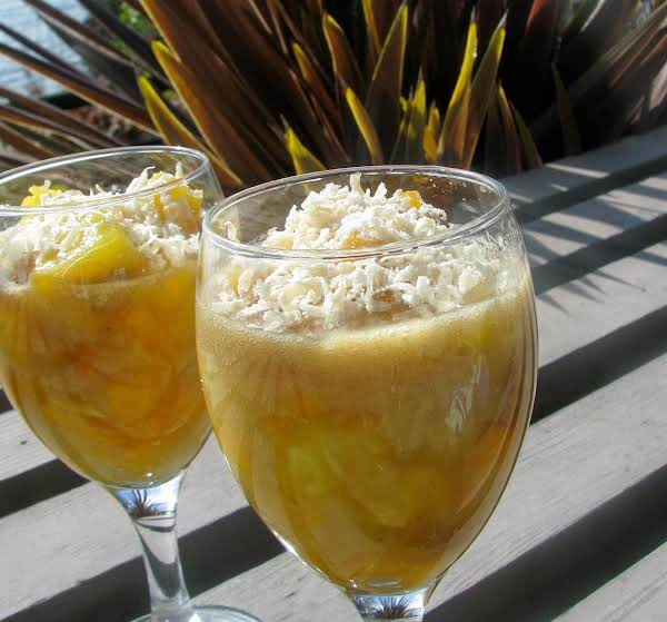 Island Parfaits Recipe