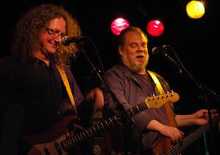 Photo: Hans Schakonat & Henrik Ohlin T.H.U.M.B.E. @ Pusterviksbaren 10 december 2008