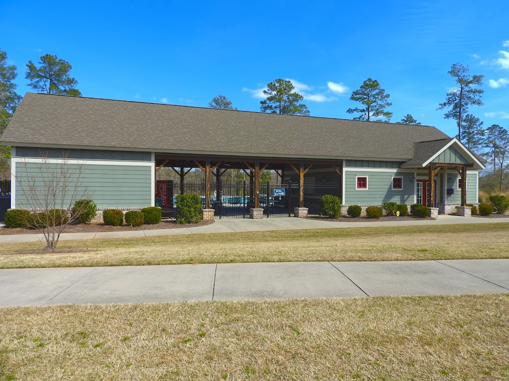 Bartram Trail Subdivision Community Clubhouse