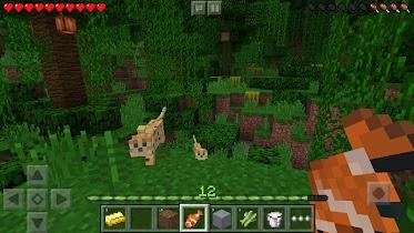 Minecraft: Pocket Edition - screenshot thumbnail 02