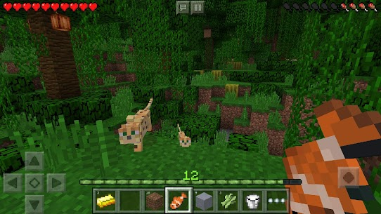 Minecraft: Pocket Edition (MOD) v1.0.4.11 Mod  APK 1