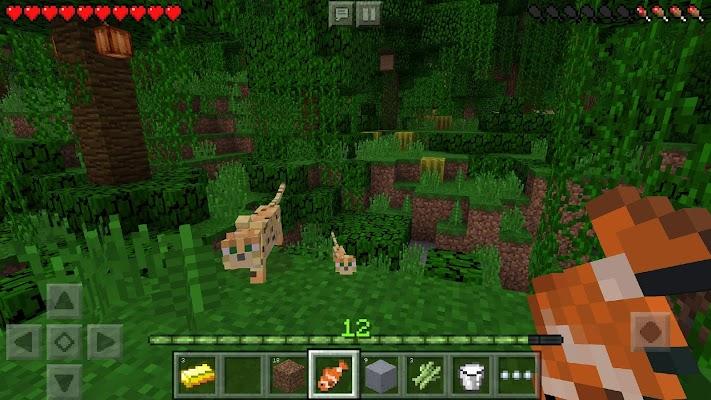Minecraft: Pocket Edition- miniatura de tela