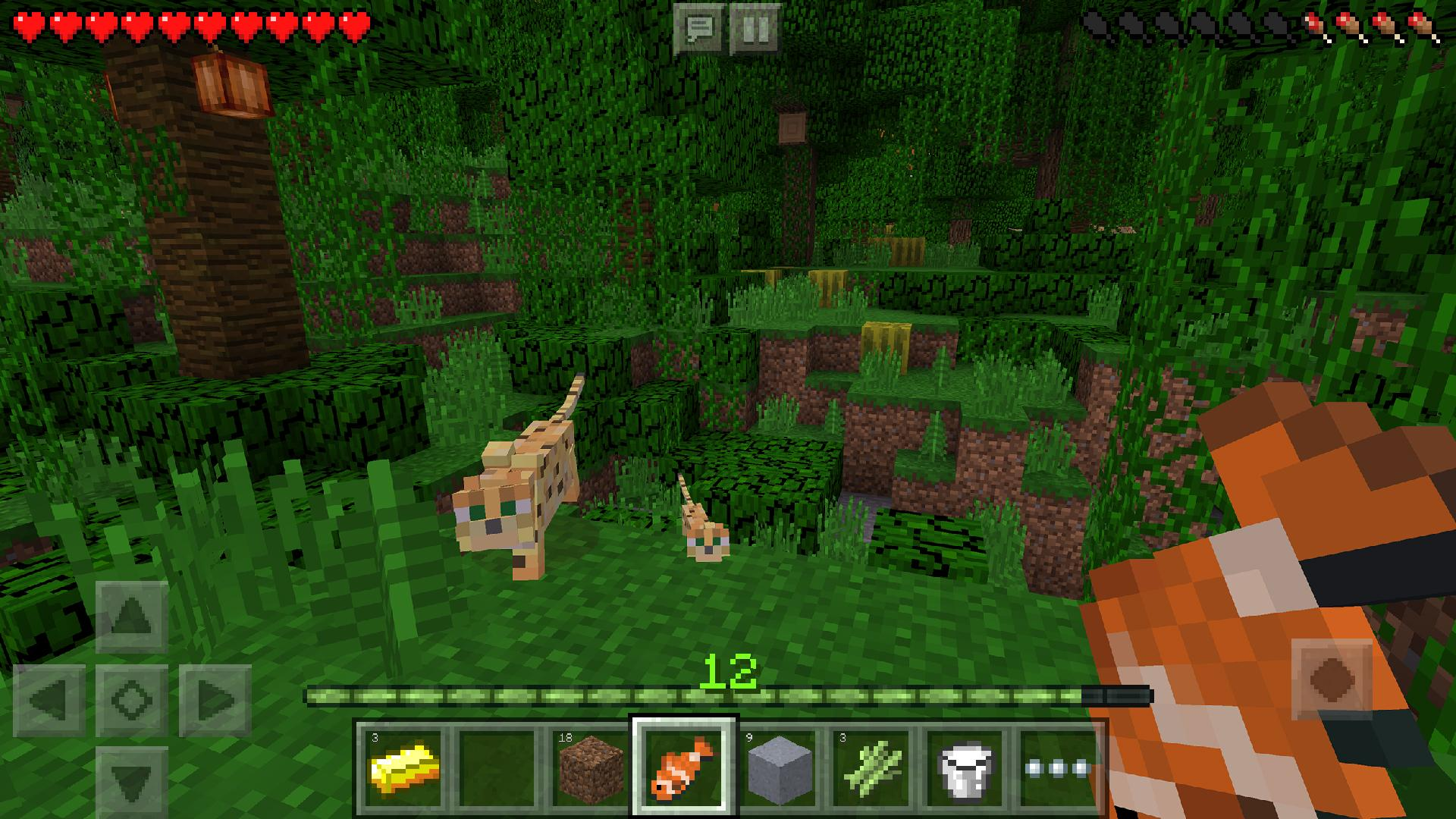 Minecraft: Pocket Edition screenshot #2
