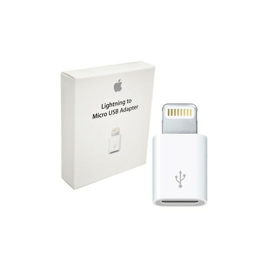 Lightning till Micro usb adapter