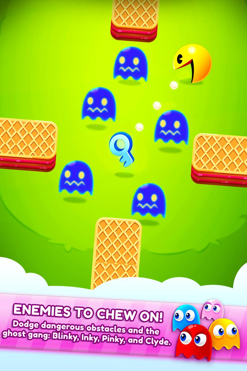 PAC-MAN Bounce screenshot #8