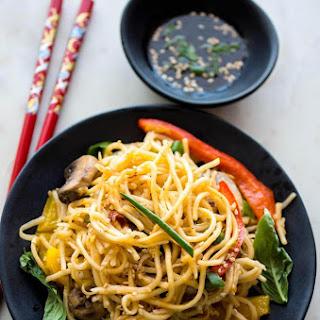 Stir Fry Noodles.