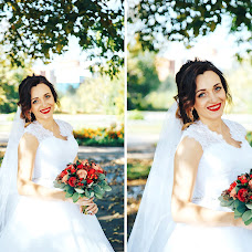 Wedding photographer Marina Timofeeva (marinatimofeeva). Photo of 01.11.2017