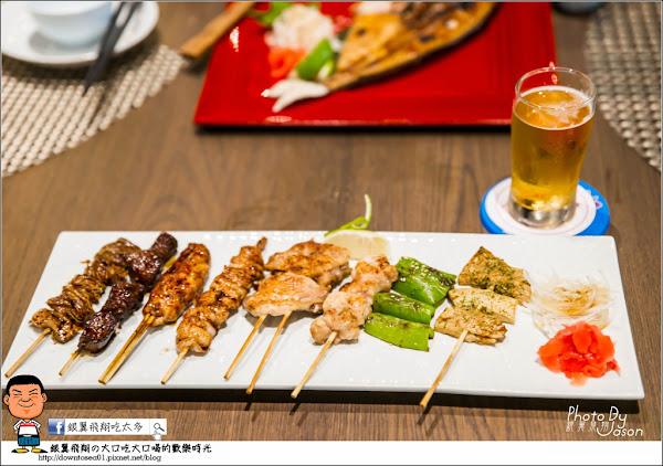 日式裝潢搭配海鮮日式料理的好選擇 阿秋漁港日式料理
