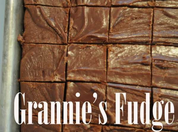 Wonderful Fudge Recipe Found On Pinterest!