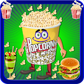 Popcorn Cooking - Maker Games