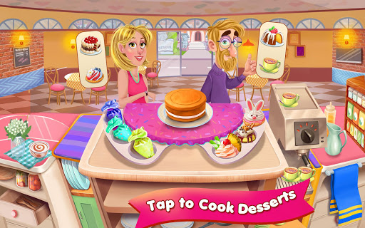 Tasty Kitchen Chef: Crazy Restaurant Cooking Games filehippodl screenshot 2