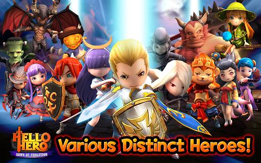Hello Hero RPG 17.4.16 screenshots 9