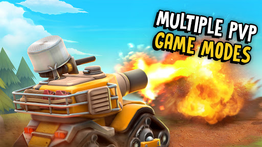Pico Tanks: Multiplayer Mayhem modavailable screenshots 3