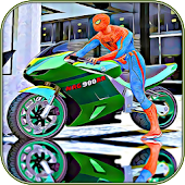 Moto Spider - Race Hero