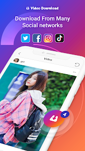 Video Downloader: Save Photos & Download Video HD Apk Download For Android 3