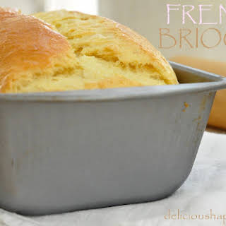 French Brioche.