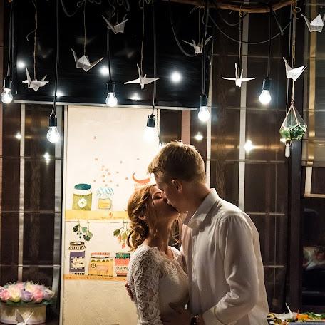 Wedding photographer Svetlana Lebed (SWIT). Photo of 20.11.2017