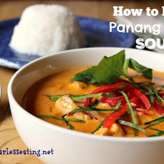 How to Make Panang Curry Soup