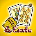 Escoba / Broom cards game icon