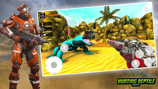 Hunting Reptile Fever FPS android2mod screenshots 2