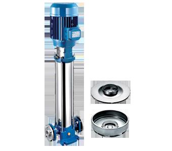Tìm hiểu cấu tạo và nguyên lý hoạt động của máy bơm tăng áp trục đứng Pentax