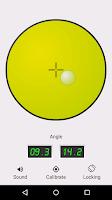 Screenshot of Bubble level