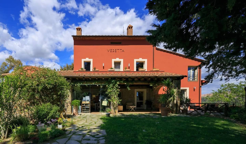 Villa avec jardin et terrasse Scarlino