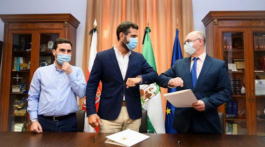 Los hosteleros reciben casi 30.000 euros para actuaciones tras la COVID