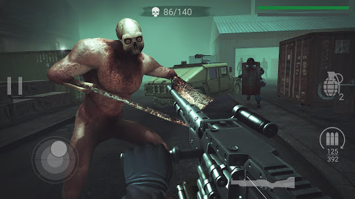 Zombeast: Survival Zombie Shooter apkpoly screenshots 7